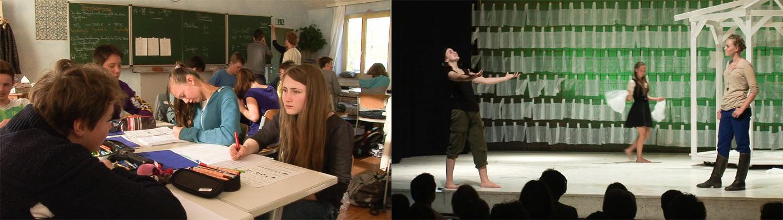 Erste Langzeitdokumentation über Waldorfschüler